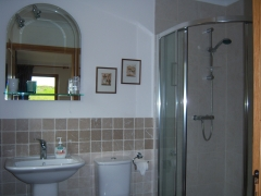 En-Suite Washroom and Shower