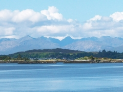 Plockton and The Cuillins
